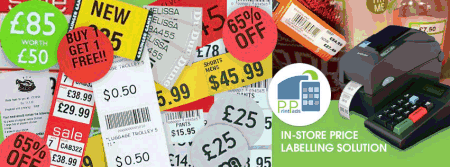 PrintPads - An In-Store Labelling Solution